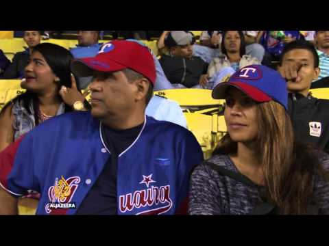 Baseball stadiums Venezuela struggle to fill seats