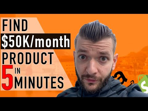 5 Minutes Winning Product Research Guide for Dropshipping in 2020 thumbnail