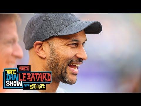 Keegan-Michael Key is pumped about new Predator movie   Dan Le Batard Show   ESPN