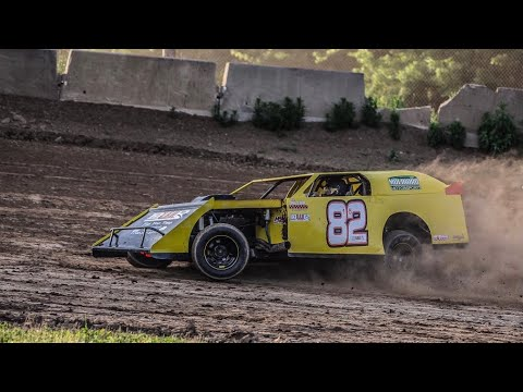Donald Writesel Modified Hotlaps @ 250 Speedway 6-21-18