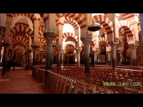 Arquitectura musulmana en España, Alhambra, mezquita de Córdoba y la Giralda