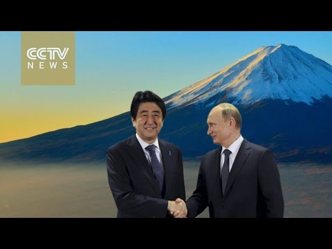 Discussion: Putin's charm offensive in Japan over peace treaty