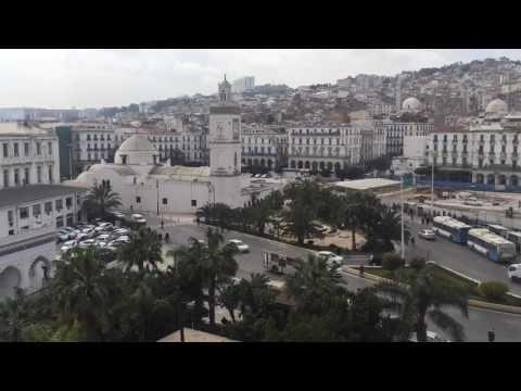 Algiers time lapse 2017