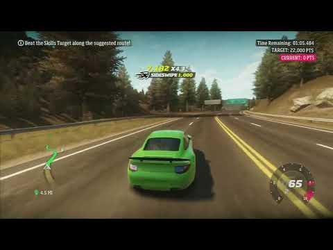 Forza Horizon: 2011 RUF RGT-8 - PR Stunts Skill Stunt (1080p)