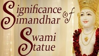 Significance of Simandhar Swami Statue