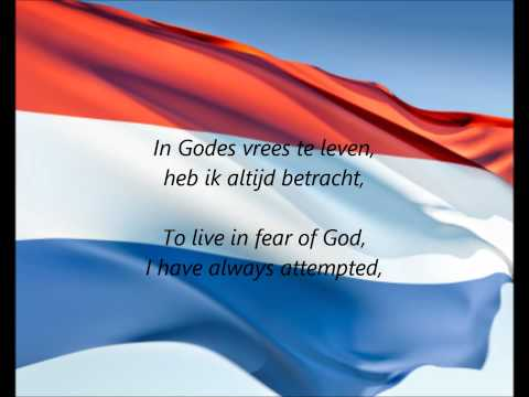 Dutch National Anthem -