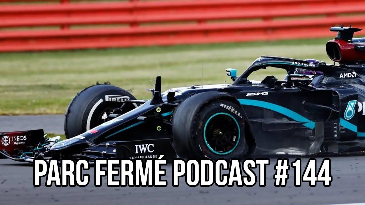 Oponiarskie szaleństwo! - GP Wielkiej Brytanii 2020 - F1 Podcast #144