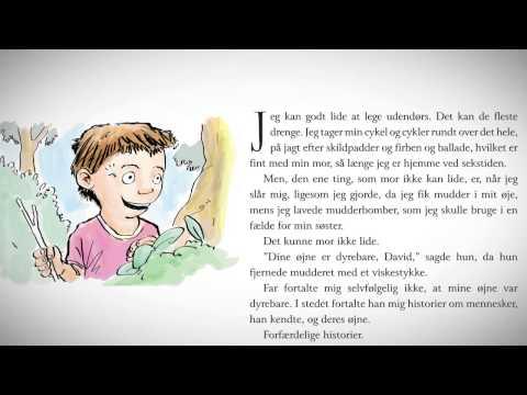 Horrible Stories My Dad Told Me (Danish, Per Schou-Nielsen)