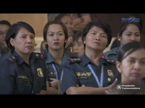 9th National Biennial Summit on Women in Community Policing (Speech) 9/30/2016