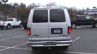 For Sale New 2013 Ford E-350 Xlt 15 Passenger Van  Stk# 30780  Www.lcford.com