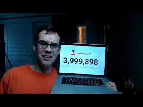 jacksfilms failed stream waiting for 4 million subscribers Mp3