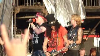 Guns N' Roses : Slither (Velvet Revolver cover) @ Download Festival UK 2018