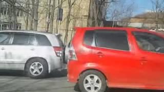 ДТП с пьяными водителями  ютуб девушки за рулем приколы   Июль 2015