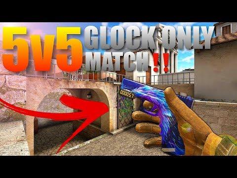 Standoff 2 5v5 Frost Wyrm Glock Only Match‼️