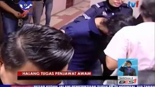 HALANG TUGAS PENJAWAT AWAM- TUKANG MASAK DIPENJARA 5 BULAN [13 SEPT 2016]