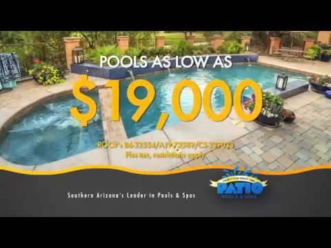 Tucsonu0027s Complete Pool And Spa Company   Patio Pools U0026 Spas!