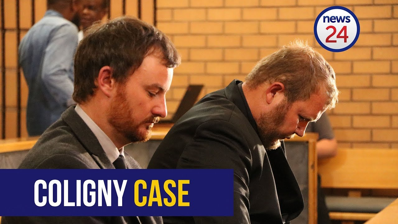WATCH: Two farm workers accused of killing Coligny teen found guilty