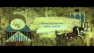 The Fall of the Roman Empire (1964) Title theme - Dimitri Tiomkin