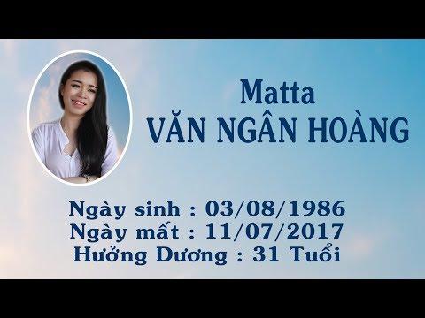 Le tang Matta Van Ngan Hoang
