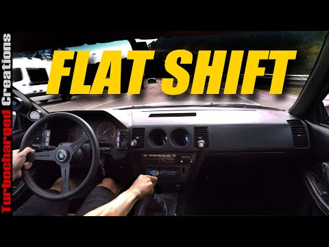 Flat Shifting With MegaSquirt! Turbo Z31 300zx