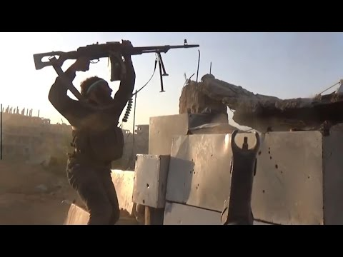 Syria War 2017 - Battle for Syria 2017 - Syria War News - Syrian Civil War 2017 #6