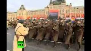 Moscow parade 7. november 2010 - 01