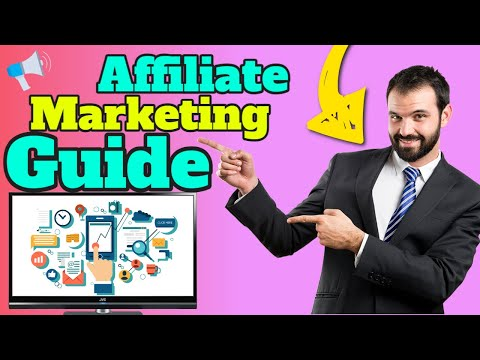 Affiliate Marketing Guide|For Beginners Affiliate Marketing Guide
