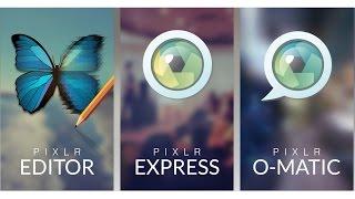 Как обработать картинку, изображение, фото онлайн с помощью сервиса Pixlr