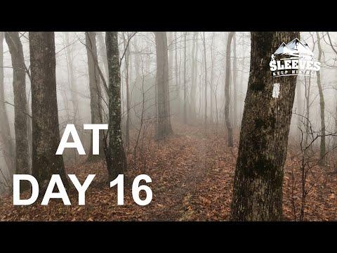 Appalachian Trail Thru-Hike 2018 - Day 16
