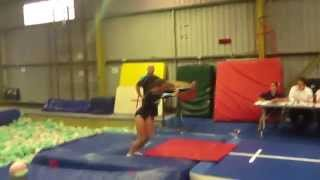 QC1 TUMBLING - Kayla Nel (2nd Pass)