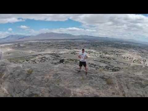 Lone Mountain Selfie