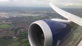 Video British Airways 787 Dreamliner Take-off from London Heathrow [HD] download MP3, 3GP, MP4, WEBM, AVI, FLV Maret 2018