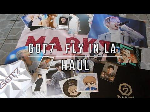 "GOT7 ""Fly In LA"" Haul aka Kiana's Sadness (◠﹏◠✿)"