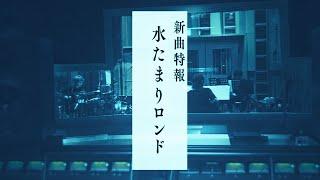 新曲特報「水たまりロンド」【11月26日配信】