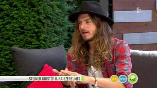 Steiner Kristóf: ˝hiszek abban, hogy gyerekeim is lesznek a jövőben˝ - tv2.hu/fem3cafe