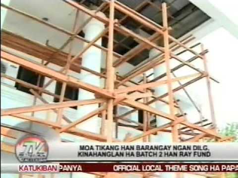 TV Patrol Tacloban - December 1, 2014