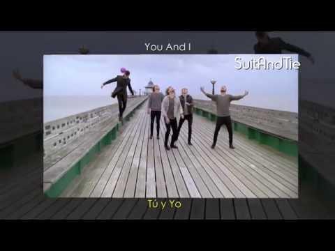 One Direction - You And I [ Lyrics + Traducida / Subtitulada ESPAÑOL (Official Video)