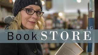 Book Store Vlog and Best Coffee Alternative in Victoria B.C.  - Vlog101