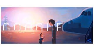 Sally Ride - Google Doodle