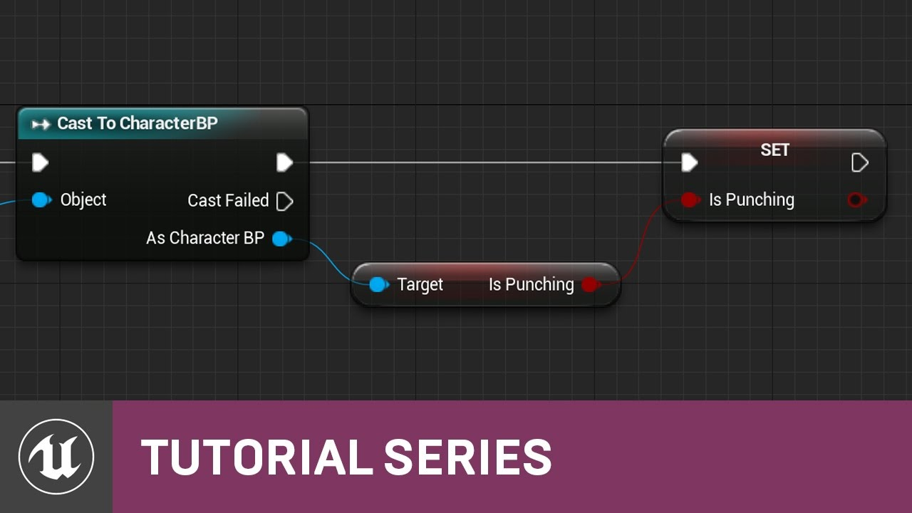 Bp 3rd person game animation bp punching setup 18 v48 tutorial bp 3rd person game animation bp punching setup 18 v48 tutorial series unreal engine malvernweather Gallery