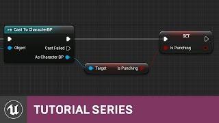 BP شخص 3 اللعبة: الرسوم المتحركة BP اللكم إعداد | 18 | v4.8 سلسلة دروس | محرك غير واقعي