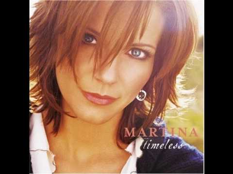 Take These Chains Away From My Heart Martina Mcbride Youtube