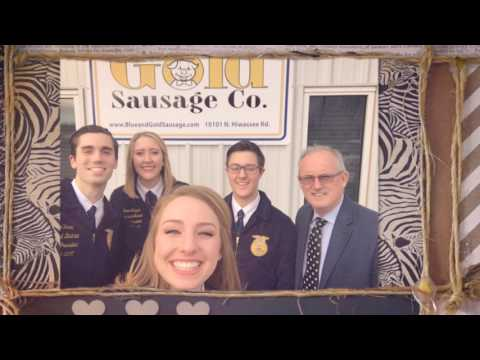 State Convention 2017- State Officer Reflection