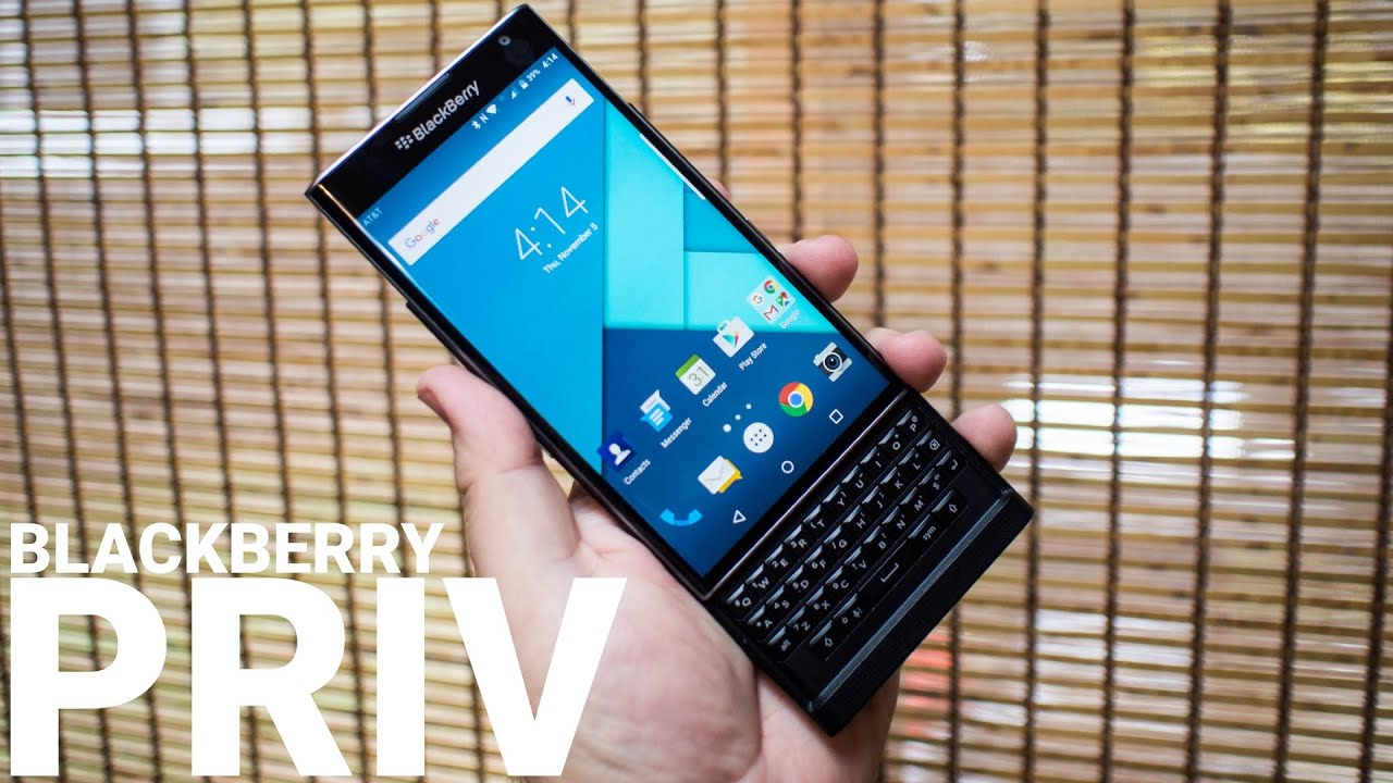 BlackBerry Priv | Android Central