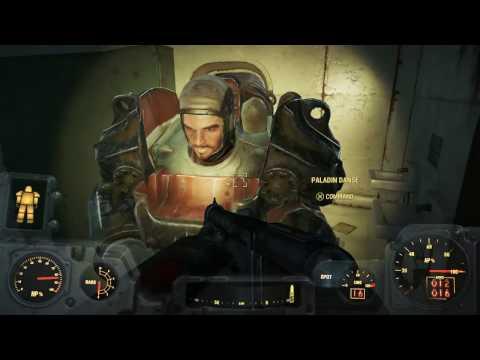 Fallout 4  Milton General Hospital: Biometric Scanner & Military Grade Circuit Board Location PS4