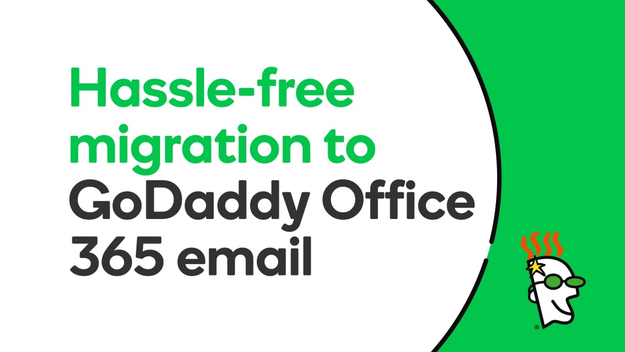 Steps in the migration process | Office 365 from GoDaddy