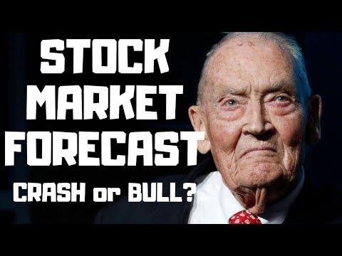 Vanguard index fund founder Jack Bogle's stock market forecast is wrong
