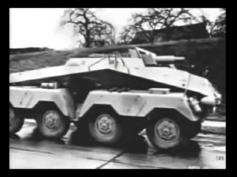 Wehrmacht - the lesser known vehicles