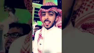 فارس البشيري // تعليقه على البنت الي حضنت ماجد المهندس 👱♀️🤣