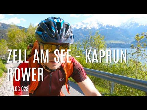 Rowerem przez Zell am See i Kaprun oraz wąwóz Sigmund Thun Klamm